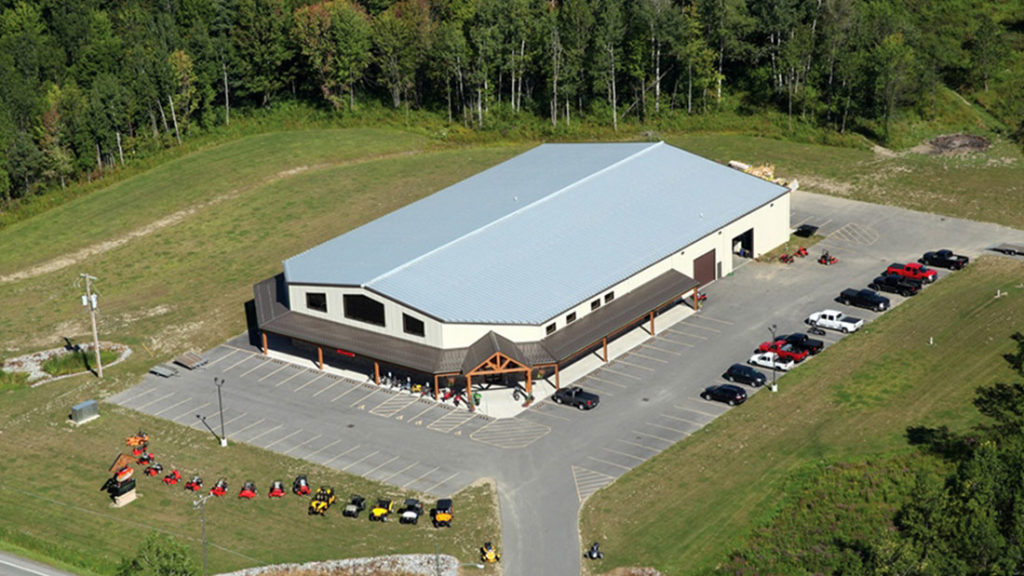 Pre Engineered Metal Building Construction In Buffalo Ny